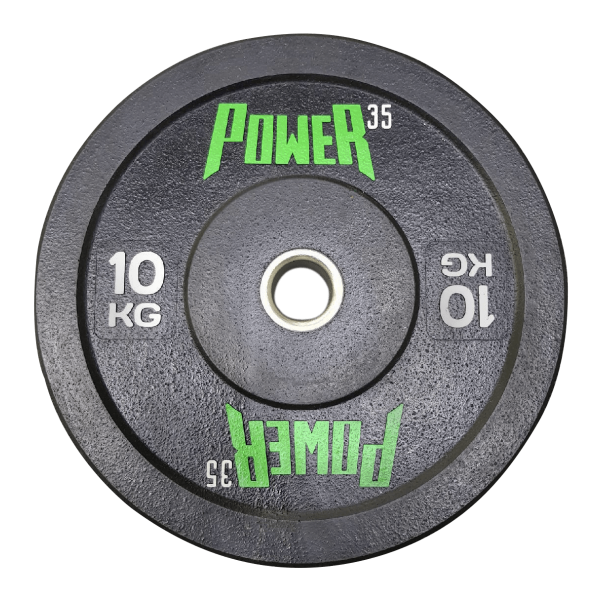 Диск бамперный 10 кг