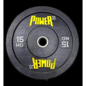 Диск бамперный 15 кг